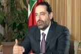 رئيس الوزراء اللبناني المكلف بتشكيل الحكومة سعد الحريري