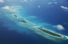 جزر بحر الصين الجنوبي