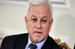 السفير العراقي بطهران راجح الموسوي