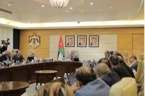 جلسة سابقة للحكومة الأردنية
