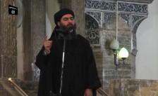 البغدادي في أول ظهور علني له في الموصل