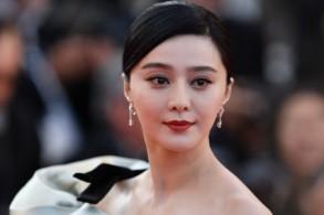 الممثلة الصينية الشهيرة فان فينغ بينغ