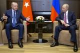 بوتين وأردوغان في سوتشي يوم الإثنين