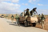 مقاتلون معارضون في إدلب