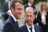 الرئيسان اللبناني والفرنسي