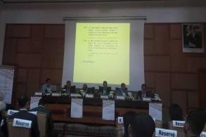 جانب من أشغال مؤتمر الشراكة بين العالم العربي وأميركا اللاتينية والكاريبي