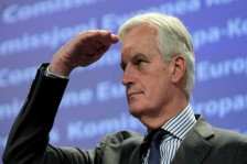 كبير مفاوضي الاتحاد الأوروبي حول بريكست ميشال بارنييه
