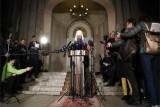 أعلن الأسقف هيلاريون، أسقف الكنيسة الأرثوذكسية الروسية، قطع العلاقات مع بطريركية القسطنطينية
