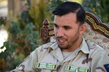 الجنرال عبد الرازق قائد الشرطة الافغانية