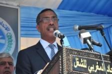 الميلودي مخارق الأمين العام للاتحاد المغربي للشغل