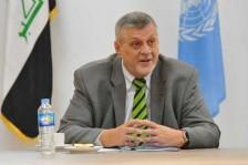 يان كوبيش رئيس بعثة الأمم المتحدة في العراق