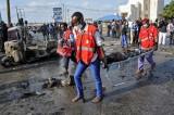 مقتل 20 شخصاً على الأقلّ في تفجيرات مقديشو