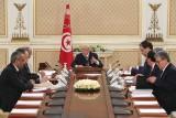 الرئيس التونسي مشرفا الخميس على اجتماع مجلس الأمن القومي