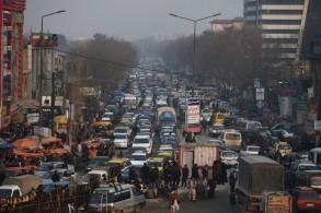 مشهد عام من العاصمة الأفغانية كابول