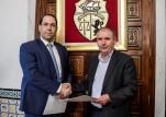 الغاء اضراب عام في تونس اثر اتفاق مع النقابات