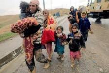 نازحون من الموصل