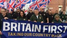 تظاهرة لليمين المتطرّف البريطاني - أرشيفية