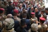 رئيس مجلس النواب محمد الحلبوسي في البصرة - سبتمبر 2018