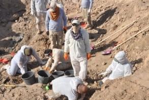 بدء عمليات فتح المقابر الجماعية للأيزيديين في شمال العراق