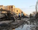 انفجاران قرب مقار حكومية في مقديشو