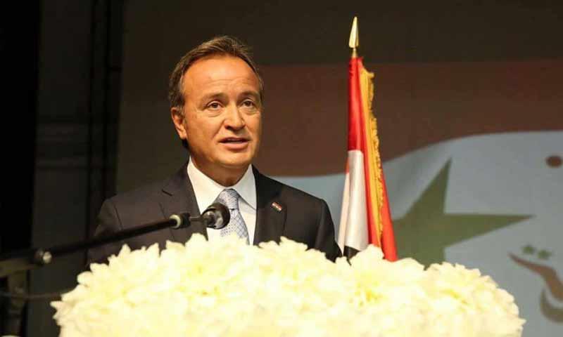رجل الأعمال السوري مازن الترزي