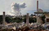 مقتل سبعة في محافظة إدلب السورية في قصف لقوات النظام