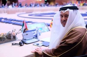 أنور قرقاش وزير الدولة الاماراتي للشؤون الخارجية