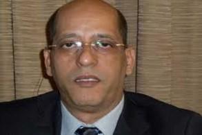 الكاتب الصحافي الموريتاني عبد الله محمدي