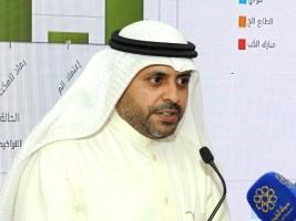 وزير الاعلام الكويتي محمد ناصر الجبري
