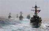 بكين تندد بوجود سفن أميركية في بحر الصين
