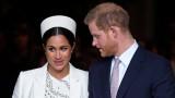 ميغان زوجة الأمير هاري تضع مولودا ذكرا