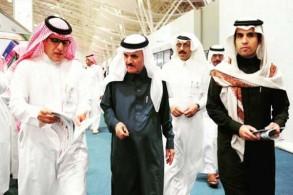 الكاتب عماد العباد مع الراحل