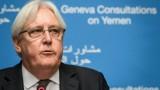 غريفيث يعتبر أن اليمن عند مفترق بعد انسحاب الحوثيين من الحديدة