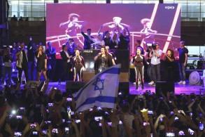 تل أبيب تستضيف مسابقة الأغنية الأوروبية السادسة والأربعين