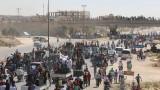 ادلب .. تصعيد عسكري ولجوء مستمر