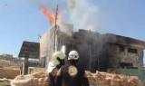 12 قتيلًا في ضربات جوية استهدفت محافظة إدلب