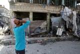 سكاي نيوز تتهم النظام السوري باستهداف صحافييها عمداً