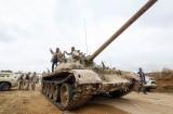 المواقع ثابتة على الجبهة في طرابلس