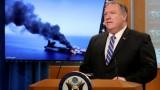خليج عمان: بريطانيا تدعم اتهامات الولايات المتحدة لإيران بالهجوم على ناقلتي نفط