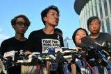 استعدادات لمسيرة ضخمة في هونغ كونغ