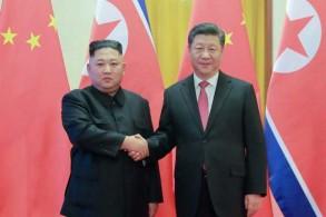 الرئيس الصيني شي جينبينغ يزور الخميس والجمعة كوريا الشمالية بدعوة من زعيمها كيم جونغ أون