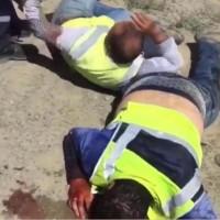 صور للحادث تم تناقلها من مواقع التواصل الاجتماعي