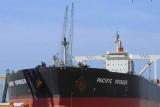 الناقلة البريطانية (Pacific Voyager)
