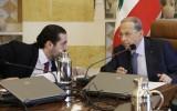 الرئيس اللبناني يأسف لقرار واشنطن فرض عقوبات ضد نائبين من حزب الله