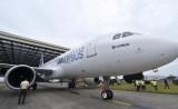 طائرة من طراز ايرباص