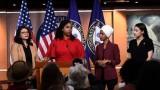 مجلس النواب الأمريكي يدين هجوم ترامب على عضوات بالكونغرس