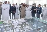 قطر تدشّن أكبر قواعدها لأمن الحدود البحرية قبالة إيران