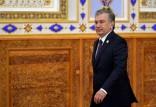 رئيس أوزبكستان شوكت ميرضيائيف