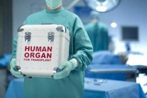تجارة الأعضاء البشرية