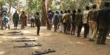 أطفال مسلحون في جنوب السودان - ارشيفية